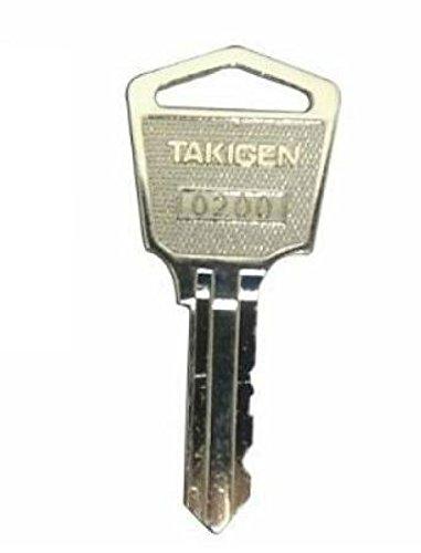 タキゲン(純正子鍵キー) 0200番