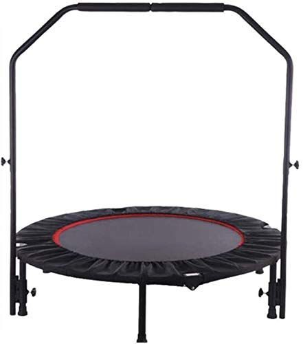 YWAWJ Trampolines for Kids, Family Trampoline Spring Cover Padding Trampoline with Ladder Jumping Mat Outdoor (Size : 40 inches-5)