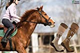 Zoom IMG-1 todo comodo calzini equitazione donna