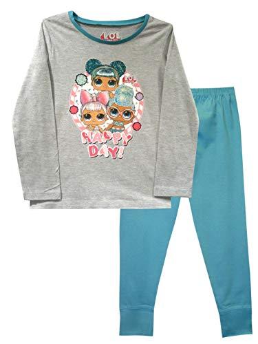 TDP Textiles Pijama para niña Happy Day de LOL Surprise, 4-5 años