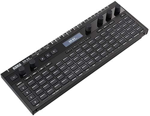 KORG SQ-64 Polyphonic Step Sequencer + Software Bundle