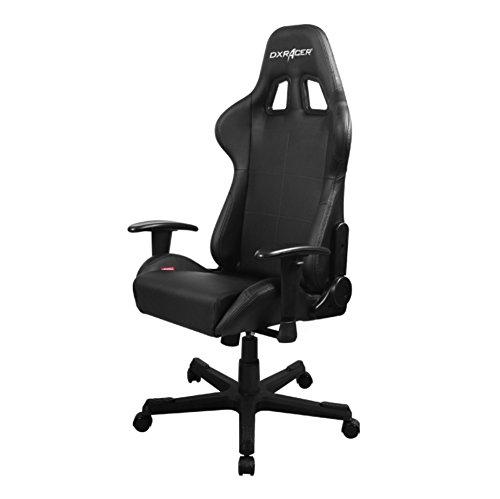 DXRacer OH/FD99/N Formula Series Black Gaming Chair - Includes 2 Free Cushions