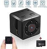 Mini Kamera mit 32G SD Karte, euskDE HD1080P Kamera Tragbar Nanny Cam Haustier