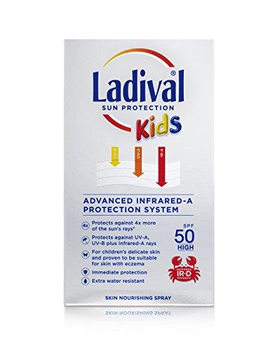 Ladival SPF 50 Kids Sun Protection Spray, 200ml