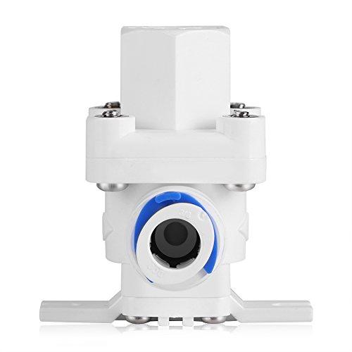Válvula reductora, válvula reductora de presión, regulador de alivio de presión de agua de 3/8', válvula reductora, protección del filtro, agua RO