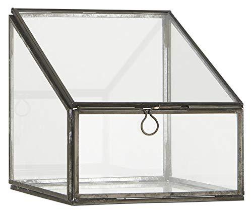 IB Laursen Pequeño invernadero de cristal.