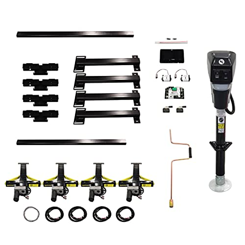 Lippert Components 672136 Ground Control TT Kit