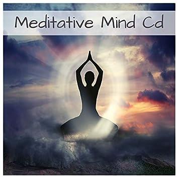 Meditative Mind Cd - Background Zen Music for Concentration