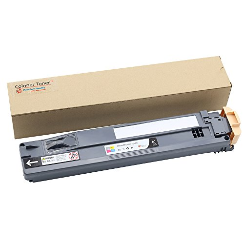 Coloner(TM 008R13061 Compatible Waste Toner Container for Xerox Workcentre 7830, 7835, 7845, 7855, 7970, 7425, 7428, 7435, 7525, 7530, 7535, 7545, 7556 Series Printer
