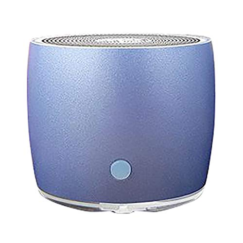 Hancoc Altavoz Bluetooth azul altavoz al aire libre portátil HIFI altavoz inalámbrico portátil BT 5.0 USB altavoz TF tarjeta