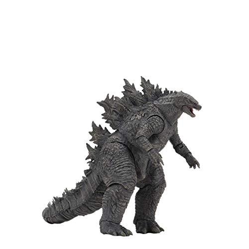 Godzilla VS Kong Figura Animal Dinosaurio Juguete Regalo Favoritos 2019 Película Anime Juguetes Articulaciones Móviles PVC Decoración Modelo Original