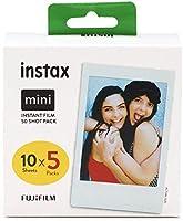 Fujifilm Instax Mini Film 50 Shot Pack