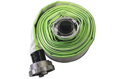 Industrieschlauch | Feuerwehrschlauch | Bauschlauch | Flachschlauch | A, B, C, D- Schlauch mit Storz-Kupplung eingebunden (D-25 | 1