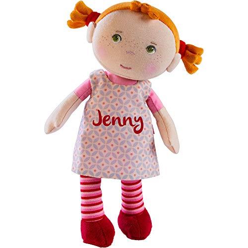 HABA 303730 - Puppe Roya mit Namen beschriftet