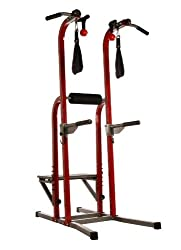 Stamin X Fortress Pull Up Bar and Power Tower
