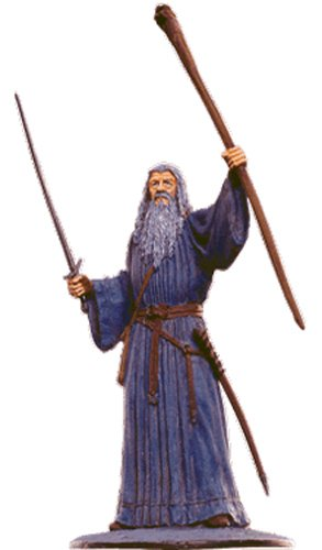 Lord of the Rings Figurine Collection Nº 110 Gandalf The Grey