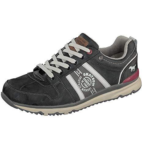 Mustang Herren 4095-302 Sneaker, Grau (200 Stein), 43 EU