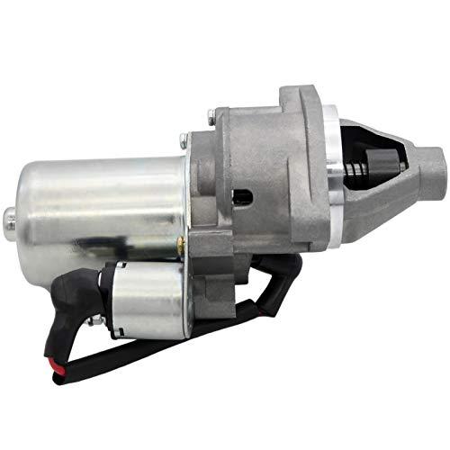 31210-ZB8-0130 Starter Motor Replacement Assembly Compatible with Honda Toro GX340 GX390 GX420 11HP 13HP 16HP Generator Engine Motor, Replace Part#:31210-ZE3-013,31210-ZE3-023,DB5B6,DB5B8