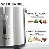 Zoom IMG-2 centrifuga frutta e verdura professionale