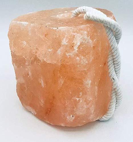 Himalayan Natural Rock Salt Animal Licking Nourishing Mineral Block 2-3kg Size