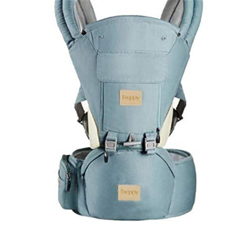 Portabebés Ergonómico Infant Kid Baby Hipseat Sling Front Facing Kangaroo Baby Wrap Carrier Para Viajes De Bebés 0-36 Meses