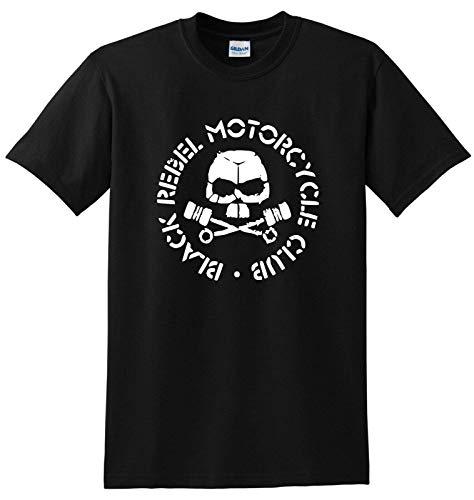 Black Rebel Motorcycle Club Logo Black Men T-Shirt