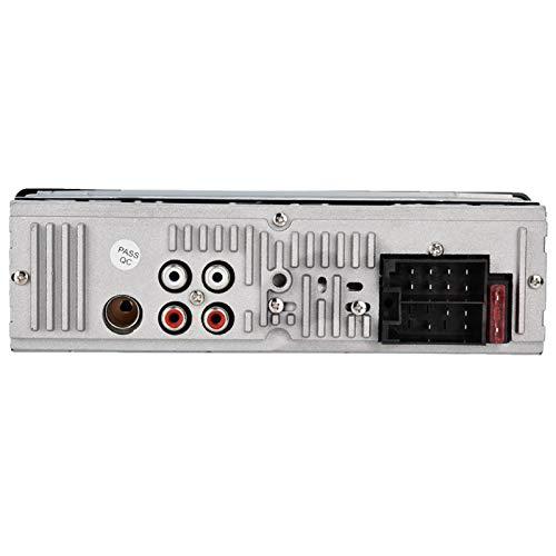 Labuda Tarjeta de Memoria para automóvil Reproductor de Radio MP3, Reproductor de Radio de música sin pérdidas para automóvil, para Reproductor de MP3 para automóvil con Entrada AUX, Reproductor