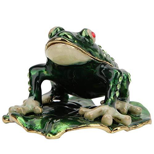 wosume Adorno de Color AB Duradero, Regalo Artesanal, procesamiento de Goteo, artesanía esmaltada, para salón de té, Amigo de casa