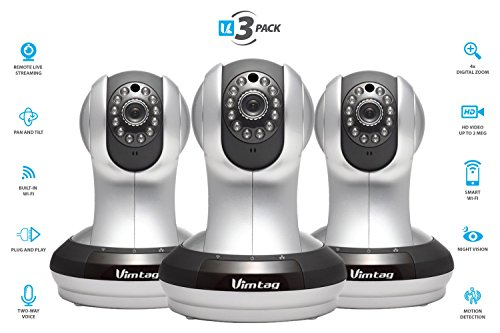 Vimtag VT-361 Video Monitoring Surveillance Security Camera