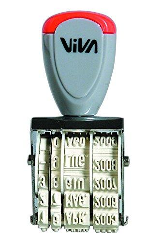Viva 291 Timbro Datario con Impronta da 4 mm