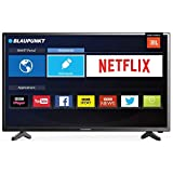 Blaupunkt BLA-32/138M-GB-11B4-EGPX-UK 32 Inch HD Ready LED Smart TV with Freeview HD, 3