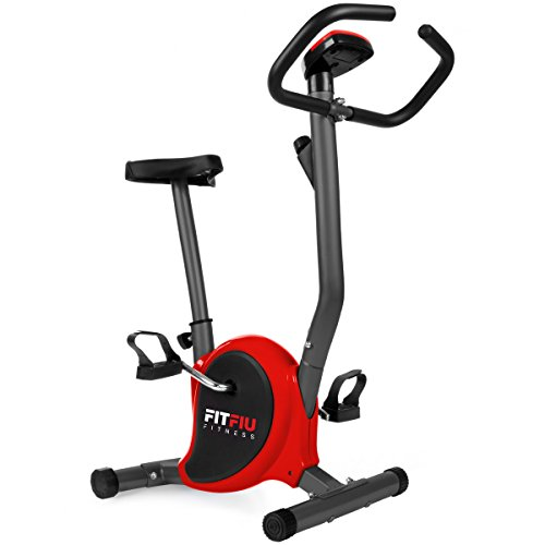 FITFIU Fitness BEST 100 Bicicleta Estática Spinning ultraco