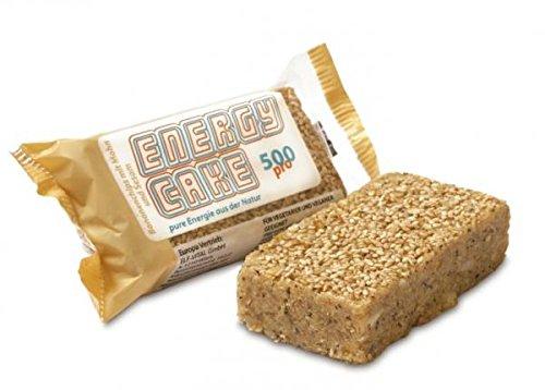 Energy Cake - 125g Riegel Karamell und Schokoladenaroma