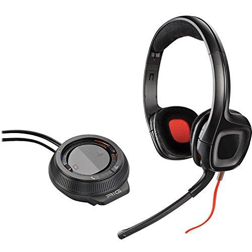 Plantronics 203082-05 Universal Gamecom D60, PC-Headset, Mixer