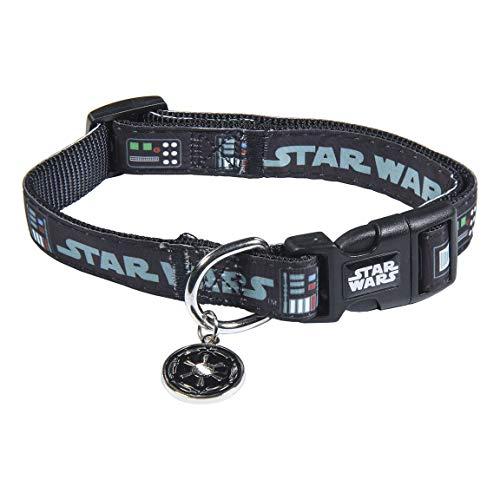 Cerdá - Star Wars Hundehalsband Große Hunde | Star Wars Halsband Große Hunde Offizieller Lizenz