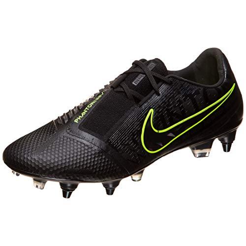 Nike Unisex-Erwachsene Phantom Venom Elite Sg-pro Ac Fußballschuhe, Schwarz, 43 EU