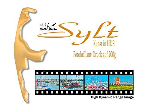 SYLT - High Dynamic Range Image - Kunst in HDR - Fotobrillant-Druck auf 200g