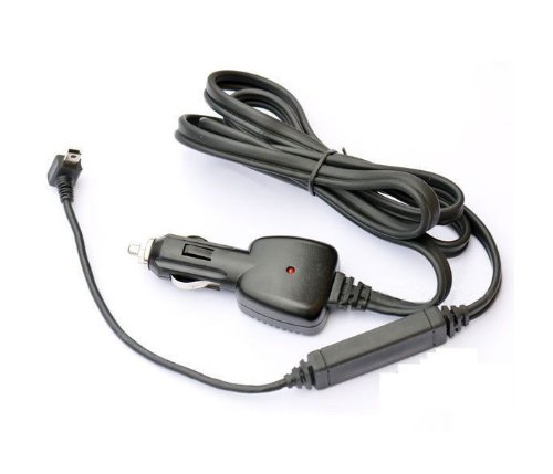 Original Garmin GTM 25 TMC Antenna Traffic Receiver/GPS Car Charger/Power Cable