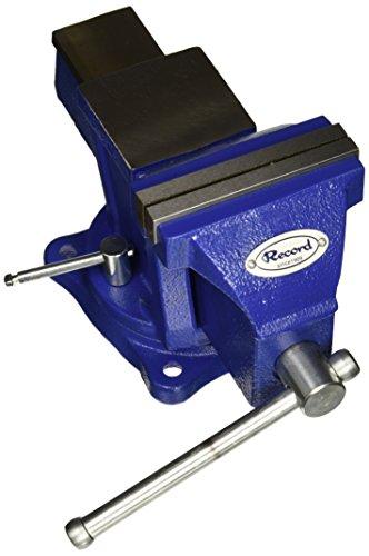 IRWIN Tools Mechanics Vise, 4-Inch (4935504)