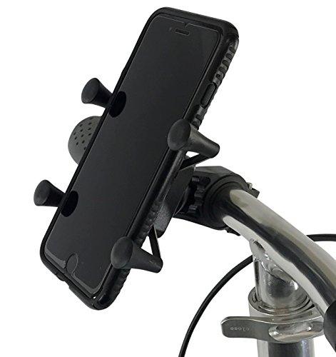 KneeRover Universal Deluxe Phone Holder Mount Designed for Knee Scooters