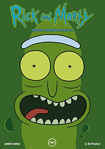 Rick y Morty - Temporada 3 - DVD