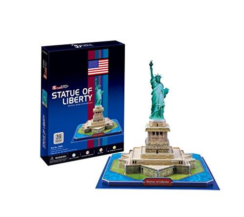 CubicFun Puzzle 3D Estatua de la Libertad (771C080)