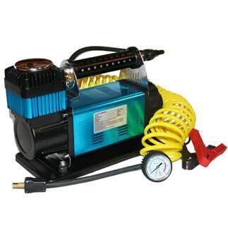 Bulldog Winch 41000-150 PSI Air Compressor Portable Automatic