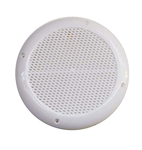 Myy Brand Wall Exhaust Fan Chimney Vent Pipe Cover Mosquito Net Dust Controller White 6 Inch