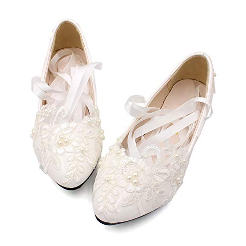 Top 10 best selling list for closed toe flat wedding shoes