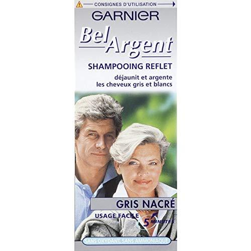 Garnier – parelmoergrijs, shampoo reflect, eenvoudig gebruik – 40 ml