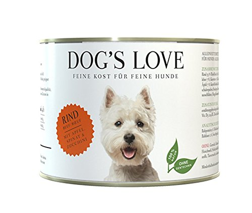 7. Dogs Love