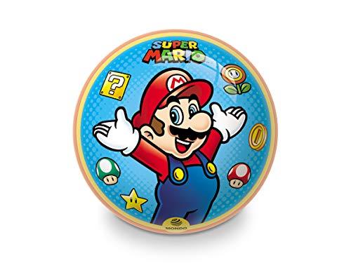 Mondo Toys Bio Ball - Super Mario Bio - Mädchen / Jungen - Mehrfarbig - BioBall - 26019 - Größe 5