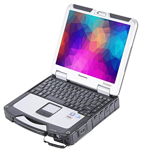 Panasonic Toughbook CF-31 MK1 Core i5 2,40GHz 13,1 XGA (1024x768) Touch 4GB 500GB Windows 10 Pro LAN SD FW WiFi BT inkl. Pen (Stift)