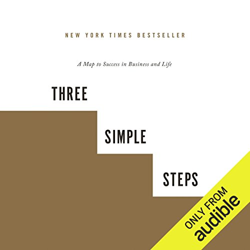Three Simple Steps Titelbild